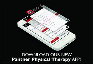 Panther Physical Therapy App